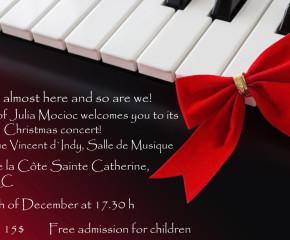2015 Christmas Concert